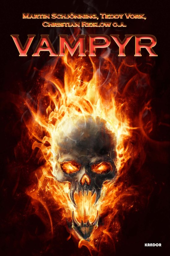 Omslag - Vampyr