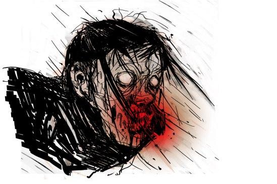 zombie-spytter